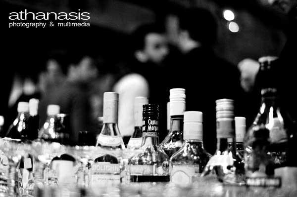 τα ποτά στο πάρτη