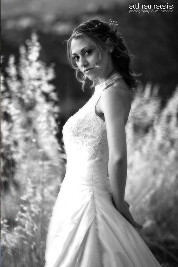 B&W η νύφη
