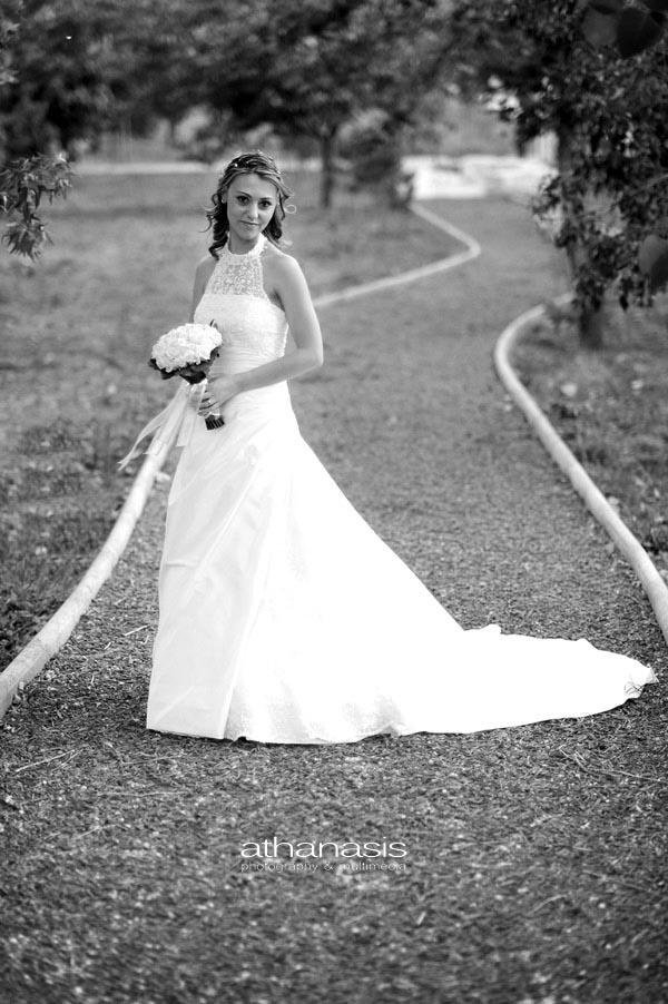 η νυφη στο παρκο