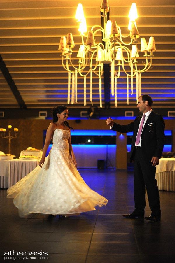 χορευτική φιγούρα της νύφης