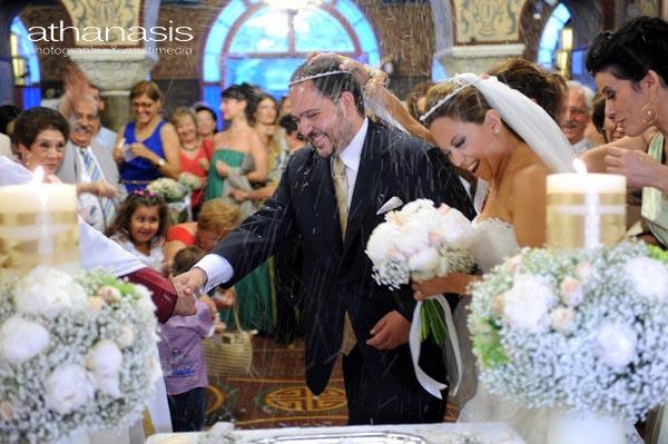 οι μελλόνυμφοι στο χορό του Ησαΐα