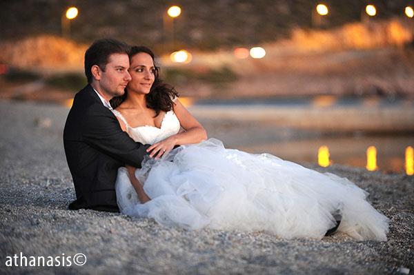φωτογράφηση γαμου