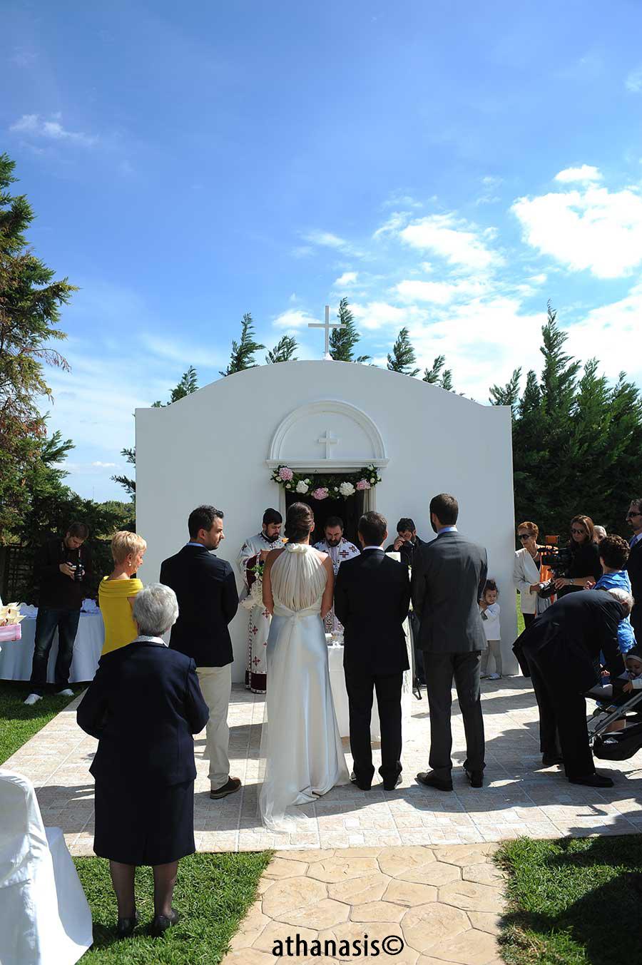 φωτογραφία γάμου βάπτισης