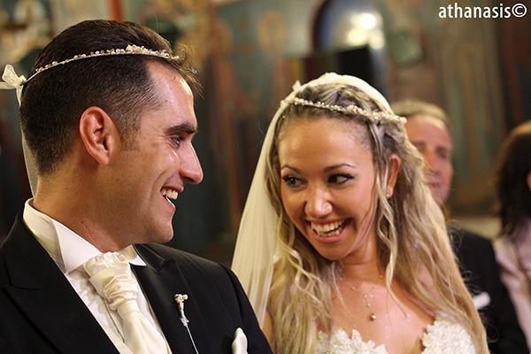 φωτογράφηση γάμου Κρυονέρι