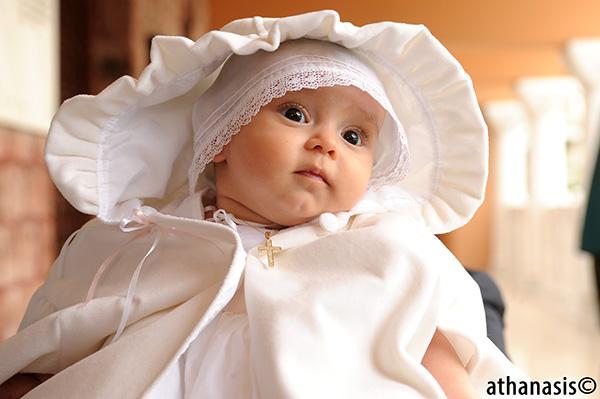 βάφτιση στον Χολαργό